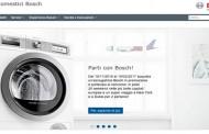 Bosch Elettrodomestici è on air