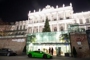 """Il Palais Coburg, location della serata """"Barolo & Tartufo"""" di Vienna"""