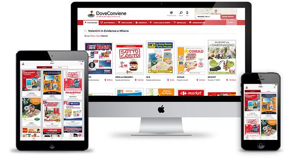 DoveConviene insieme a Mapp Digital