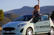 Fiesta Sound, una voce da Guinness per un'auto da record