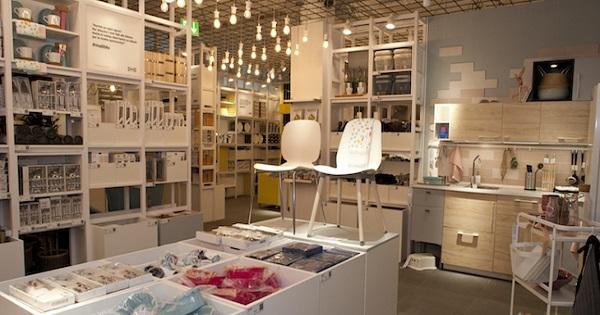 Ikea e h farm nel pop up store di roma esperienza di - Ikea roma porta di roma roma ...