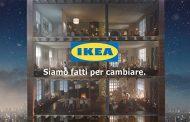 Con Ikea e Gruppo DDB Italia, siamo fatti per cambiare. Anche a Natale