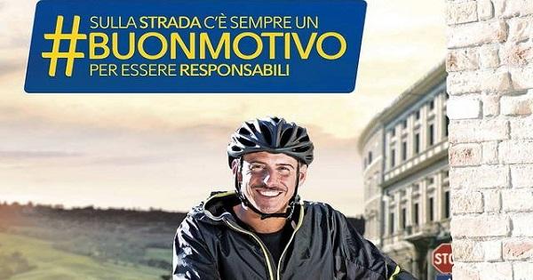 Al via la nuova campagna sulla sicurezza stradale con Francesco Gabbani