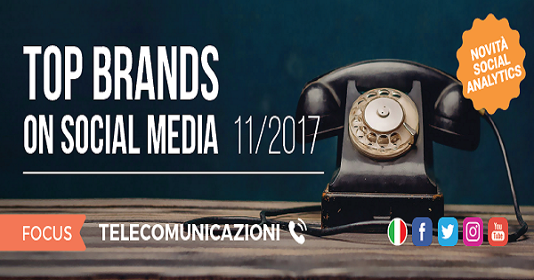 Top Brands: le migliori performance dei brand di Telco