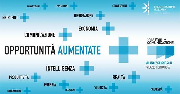 Forum della Comunicazione 2018 - Milano