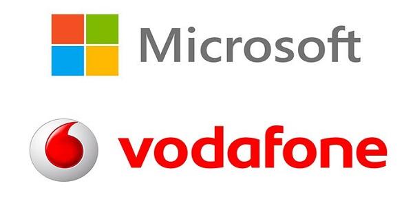 Partnership Vodafone-Microsoft per lo sviluppo dell'intelligenza artificiale