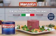 Manzotin fa cantare l'Italia in tv e radio