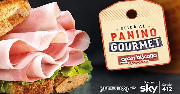 Rovagnati e Gambero Rosso insieme per la finale della sfida al Panino Gourmet