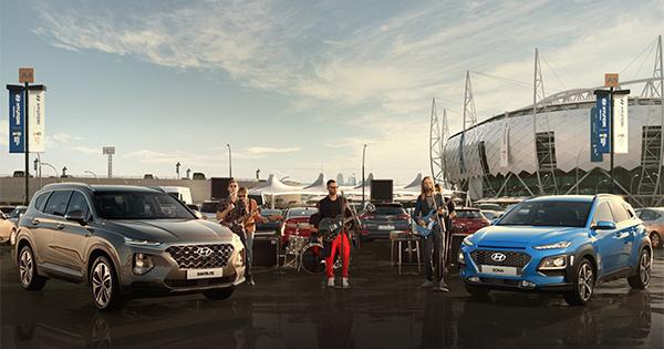 I Maroon 5 e Hyundai per un tributo a Bob Marley ai Mondiali
