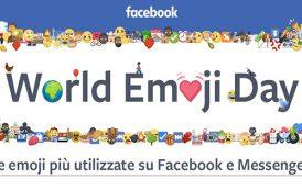 Facebook celebra la Giornata Internazionale delle Emoji