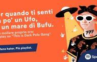 Spotify affida a DUDE il lancio di una nuova campagna europea dedicata al target Teens