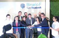 Binario F: a Roma Facebook inaugura lo spazio per educare al digitale