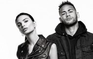 Emily Ratajkowski e Neymar Jr. insieme per la nuova campagna adv Replay