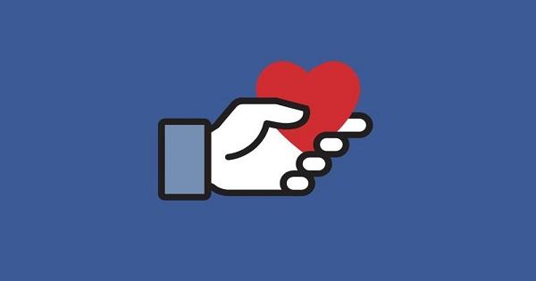 Facebook: oltre un miliardo di dollari raccolti a sostegno di ONG e cause personali