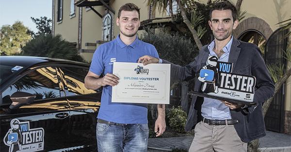 Finale di YouTester: numeri record per il primo talent per diventare giornalisti di auto