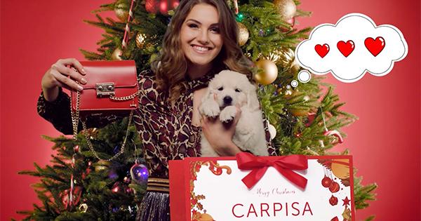 """Natale 2018: al via la nuova campagna televisiva """"Carpisa for everyone"""""""