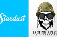 Accordo tra QMI Stardust e la community La Scimmia pensa, la Scimmia fa per la redazione di contenuti esclusivi sulla piattaforma Stardust.it