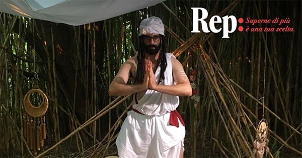 The Big Now firma la campagna di lancio di Rep, la web app di Repubblica