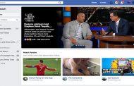 Facebook Watch: oltre 400 milioni ogni mese e 75 milioni ogni giorno le persone che trascorrono almeno un minuto su Watch
