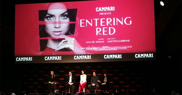 Filmmaster Events firma la premiere mondiale di Campari