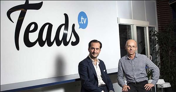 Teads acquisisce la compagnia di Creative Optimization Brainient
