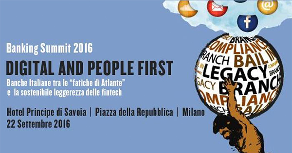 A Milano torna l'evento Banking Summit di The Innovation Group