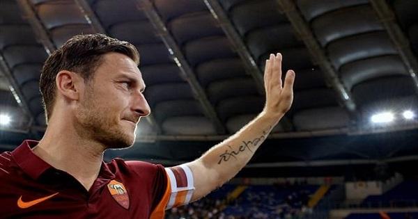 I 40 anni di Francesco Totti