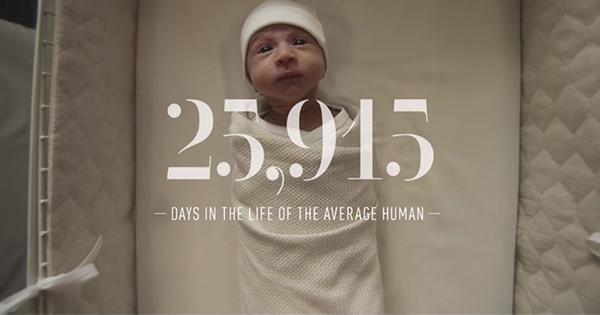 Reebok onora i 25.915 giorni della vita