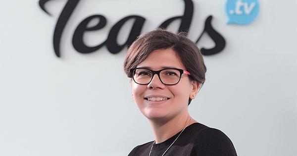 Corinna Marrone Lisignoli nuovo Publisher Director di Teads