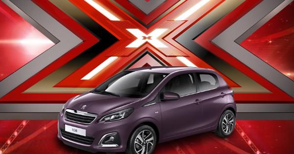 E3 apre ai fan di Peugeot Italia le porte di X Factor 2016