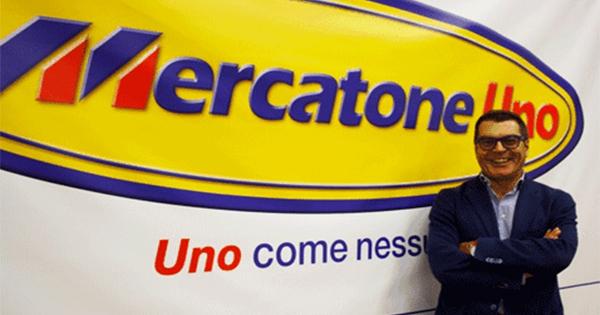 Gaetano Gasperini nuovo direttore generale del Gruppo Mercatone Uno