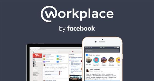 Facebook lancia ufficialmente Workplace