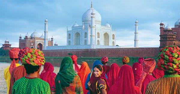 La Grande India in formato blog