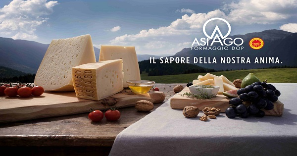ASIAGO DOP in Tv