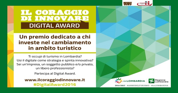 Digital Award Edizione turismo