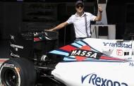 Martini rende omaggio a Felipe Massa con una livrea speciale
