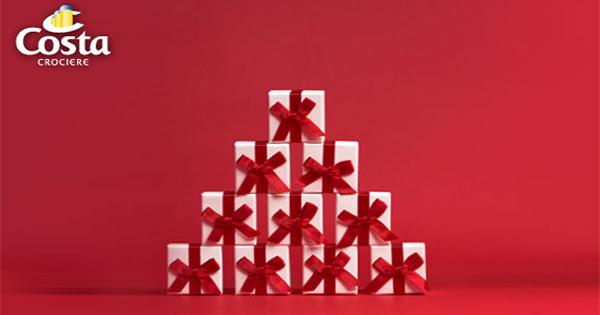 La magia di Natale e Capodanno a bordo di Costa Crociere