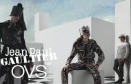 OVS e Jean Paul Gaultier: via alla campagna per il lancio dell'esclusiva collezione