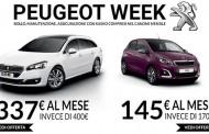 Via alla Peugeot Week di Automotive Service Group