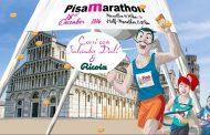 Ricola alla Maratona di Pisa