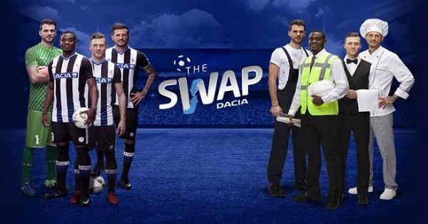 Dacia Sponsor Days alla quarta edizione con Dacia the Swap