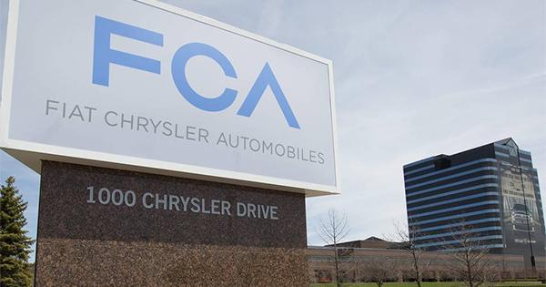 FCA annuncia nuove nomine nel team di leadership