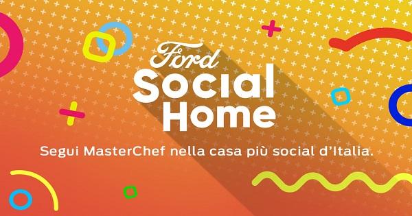 Ford inaugura a Milano la Ford Social Home