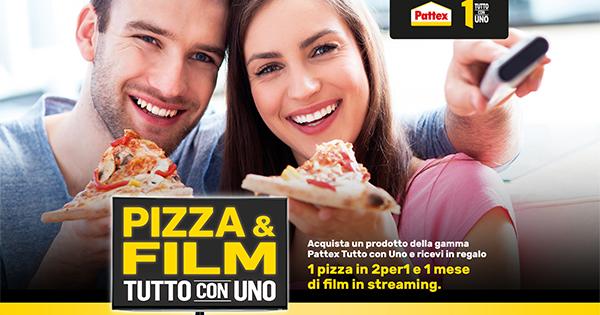 TLC Marketing e Pattex insieme per la nuova promozione