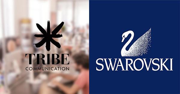 Tribe Communication e Swarovski: splendidi risultati