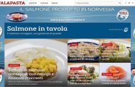 "Trilud Group firma lo speciale ""Il salmone in tavola"" per il Norwegian Seafood Council"