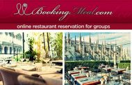 Turismo a Tavola: arriva Booking Meal