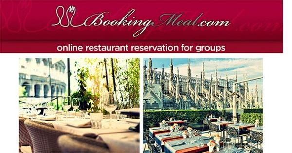 Turismo a Tavola: arriva Booking Meal