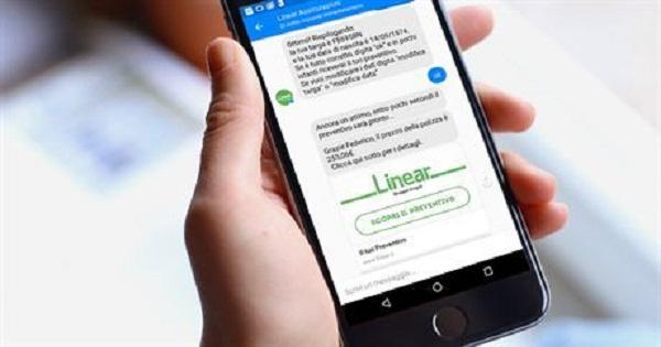 Diginventa e Linear lanciano il primo BOT per l'RC Auto su Facebook Messenger