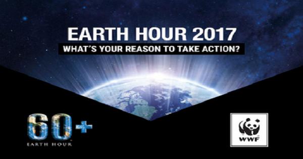 Userfarm Global Partner Earth Hour 2017